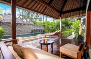 Extension Lombok au Qunci Villas